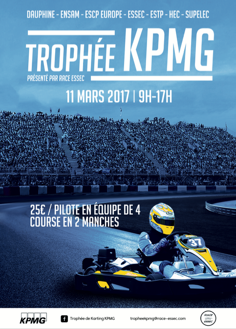 Trophée KPMG Race ESSEC